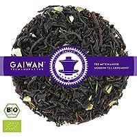 """N° 1203: Tè nero biologique in foglie""""Arancia"""" - 100 g - GAIWAN GERMANY - tè in foglie, tè bio, Assam, Nilgiri, arancia"""