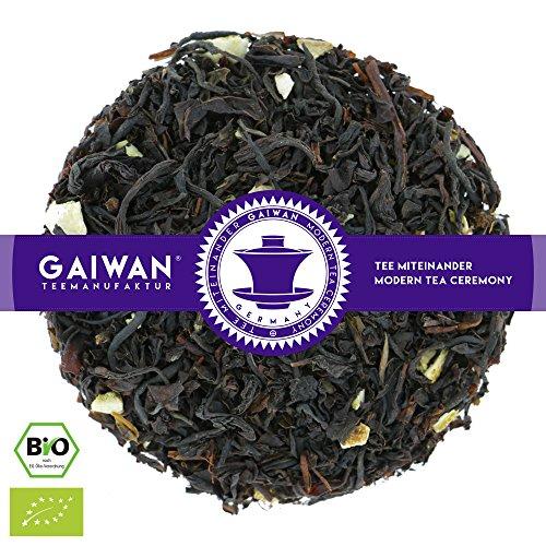 Nr. 1203: BIO Schwarzer Tee Orange