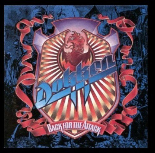 Back for the Attack by DOKKEN (2015-05-04)