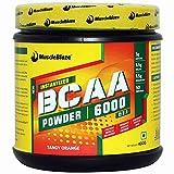 MuscleBlaze BCAA 6000 (400g,50 Servings)