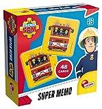 Unbekannt Lisciani spiele 55302–Sam The Fireman Supermemo