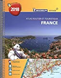 Atlas Routier France Spirale Michelin 2018...