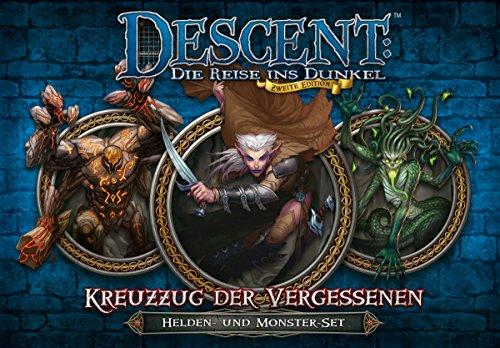 Heidelberger Spieleverlag Brettspiel Descent: Kreuzzug der Vergessenen