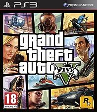 Grand Theft Auto V (GTA V) - PlayStation 3