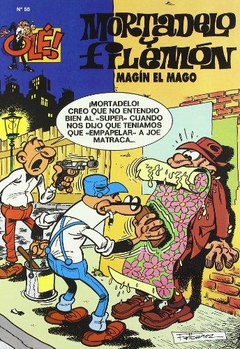 Magín el mago (Olé! Mortadelo 55)