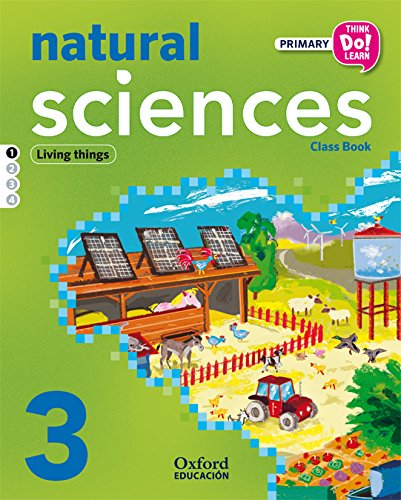 Think Do Learn Natural And Social Science 3Rd Primary Student's Book (+ CD) - 9788467389111