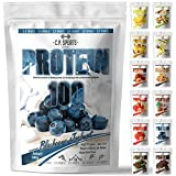 C.P. Sports Protein 100 - im 500g Beutel, Eiweiß-Pulver in 11 leckeren Geschmacksrichtungen 4-Komponenten Protein - Mehrkomponentenprotein (Pistazie)