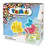 PlayMais 160444 Mosaic Dream Mermaid Bastelset