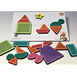 ButterflyFields Magnetic Shapes Puzzles Toys for Kids 2 Years Above Boys & Girls - 23 Pieces| Educational Fun Festival…