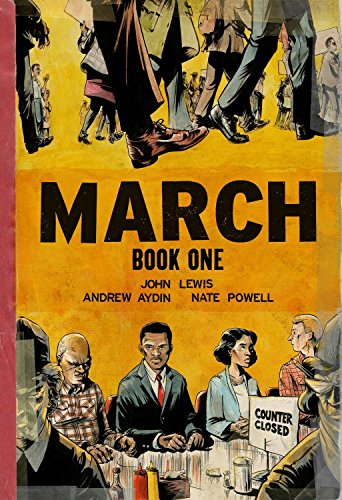 March: Book One (March Trilogy) por John Lewis