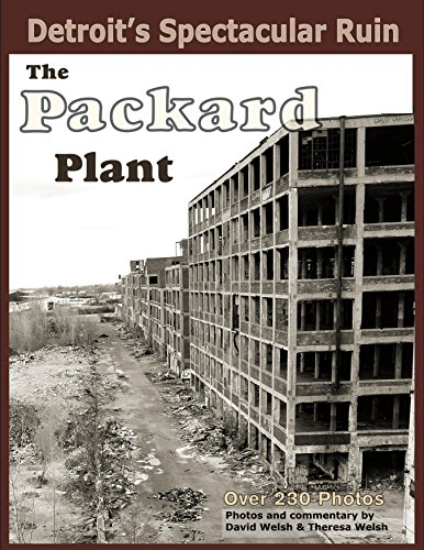 Detroit's Spectacular Ruin: The Packard Plant (English Edition)