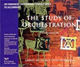 Six Enhanced Multimedia Compact Discs to Accompany The Study of Orchestration, Third Edition by Peter Hesterman (2002-08-21)