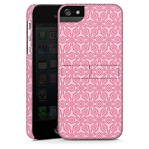 Apple iPhone 6 Housse Étui Silicone Coque Protection Ornements Fleurs Fleurs CasStandup blanc
