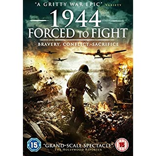 1944: Forced To Fight [DVD]