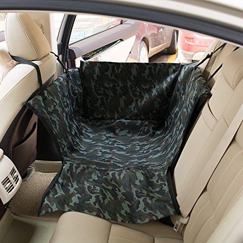 FREESOO Hundedecke Auto Autoschondecke für Hunde Haustier Hundekatze wasserdicht Selbsthängematten Sitzabdeckungsmatten Auflage Spielraum -