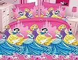 Belomoda 5D Frozen Princess Theme Printe...