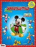 Scarica Libro La casa di Topolino Superstaccattacca Special Con adesivi Ediz illustrata (PDF,EPUB,MOBI) Online Italiano Gratis