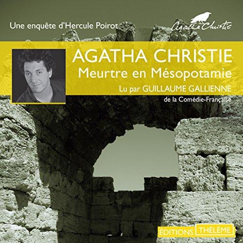 Meurtre en Mésopotamie par Agatha Christie