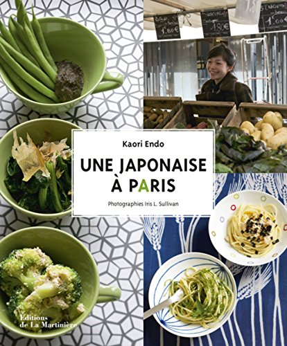 Une japonaise à Paris par Kaori Endo