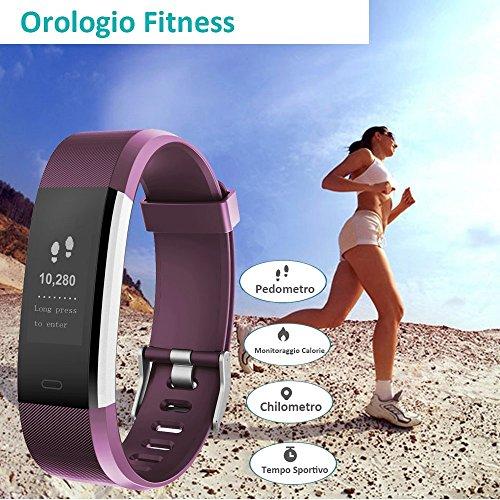 Zoom IMG-2 yamay smartwatch braccialetto fitness activity