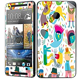 GsmKart HM7 Mobile Skin for HTC One M7 (One M7-548)