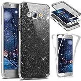 Etsue Coque Compatible avec Samsung Galaxy Grand Prime Etui Intégral 360 Degres Full...