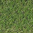 Kunstrasen in täuschend echter Rasenoptik 33 mm 200 und 400 cm breit grün Muster A4