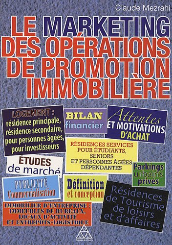 Le marketing des oprations de promotion immobilire
