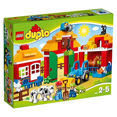 LEGO-10525-Duplo-Big-Farm