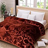 Best Blankets - SRS Plastic Floral Double Bed Blanket Review