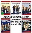 Adelheid und ihre Mörder - Adelheid Box - 1-5 Komplett-Set (Folge 01-65) (15 DVDs)