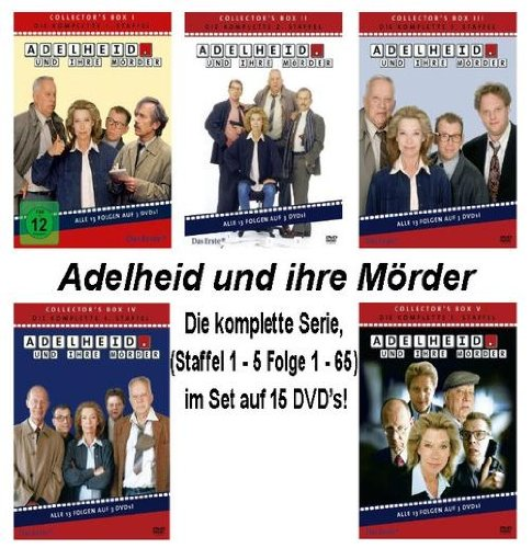 Adelheid und ihre Mörder