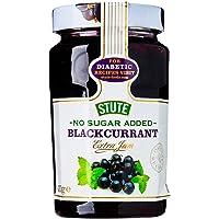 Stute Blackcurrant Extra Jam Bottle, 430 g