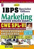 Kiran's IBPS Marketing Officer Online Exam CWE SPL – VI Professional Knowledge Practice Work Book - 1757
