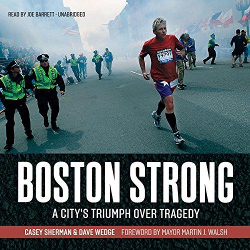Boston Strong  Audiolibri