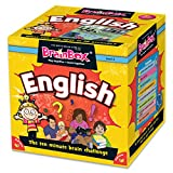 Green Board Games 90045 BrainBox English
