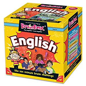 Green Board Games 90045Brainbox anglais