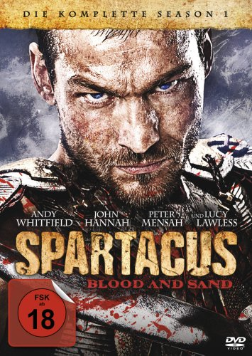 Blood and Sand - Staffel 1 (5 DVDs)