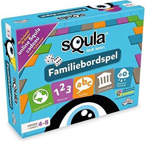 Identity Games 05464 Squla Familie-Brettspiel