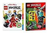 LEGO® NINJAGOTM Das Mach-Malbuch + LEGO® NINJAGOTM Heft: Wettlauf mit der Zeit
