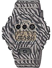 Casio Herren G SHOCK Digitale Sportart Quartz Reloj (Modelo de Asia) DW-6900ZB-8D