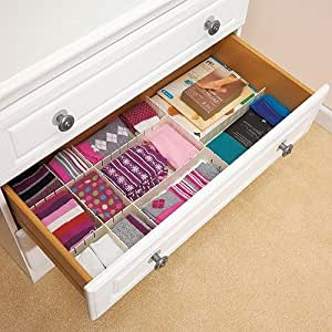 Drawer Dividers: Amazon.co.uk: Kitchen & Home