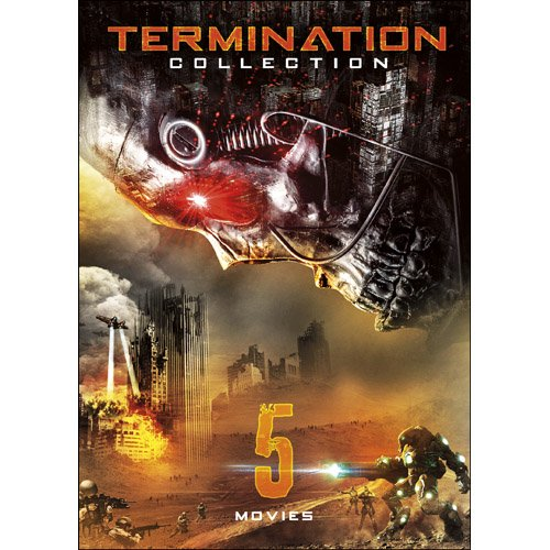 5-Movie Termination Collection: Star Knight / Cyber Vengeance / Running Delilah / Shadow Chaser / Storm Trooper -