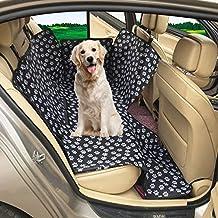 Funda de Coche para Perros MATCC Cubierta de Asiento Funda para Mascotas Protector de Asiento para Perros Oxford Impermeable