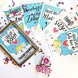 Hallo! Baby - 31 Meilensteinkarten für das erste Jahr ab der Geburt - Ein tolles Geschenk zur Schwangerschaft für die ganze Familie - Baby Milestone Cards für Jungen & Mädchen - Deutsch