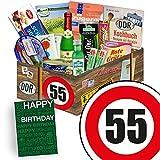 DDR Produkte L   Geburtstag 55   Geschenk Set Papa   Geschenkset Spezialitäten