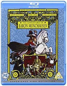 The Adventures Of Baron Munchausen (20th Anniversary Edition) [Blu-ray] [2008] [Region Free]