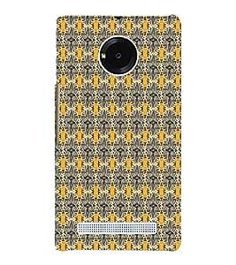 Floral Art Sea 3D Hard Polycarbonate Designer Back Case Cover for YU Yunique