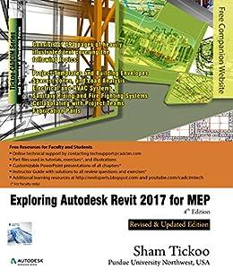 Exploring Autodesk Revit 2017 for MEP eBook: Prof  Sham