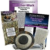 RAUHNÄCHTE: KELTISCHE RAUHNACHT RÄUCHERUNG 7-tlg Räucherset für alle Rauhnächte + Kehraus & Dreikönige #81145... preisvergleich bei billige-tabletten.eu